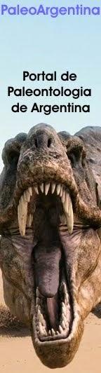 Portal de Paleontologia de Argentina. Sitio de Divulgacion cientifica.