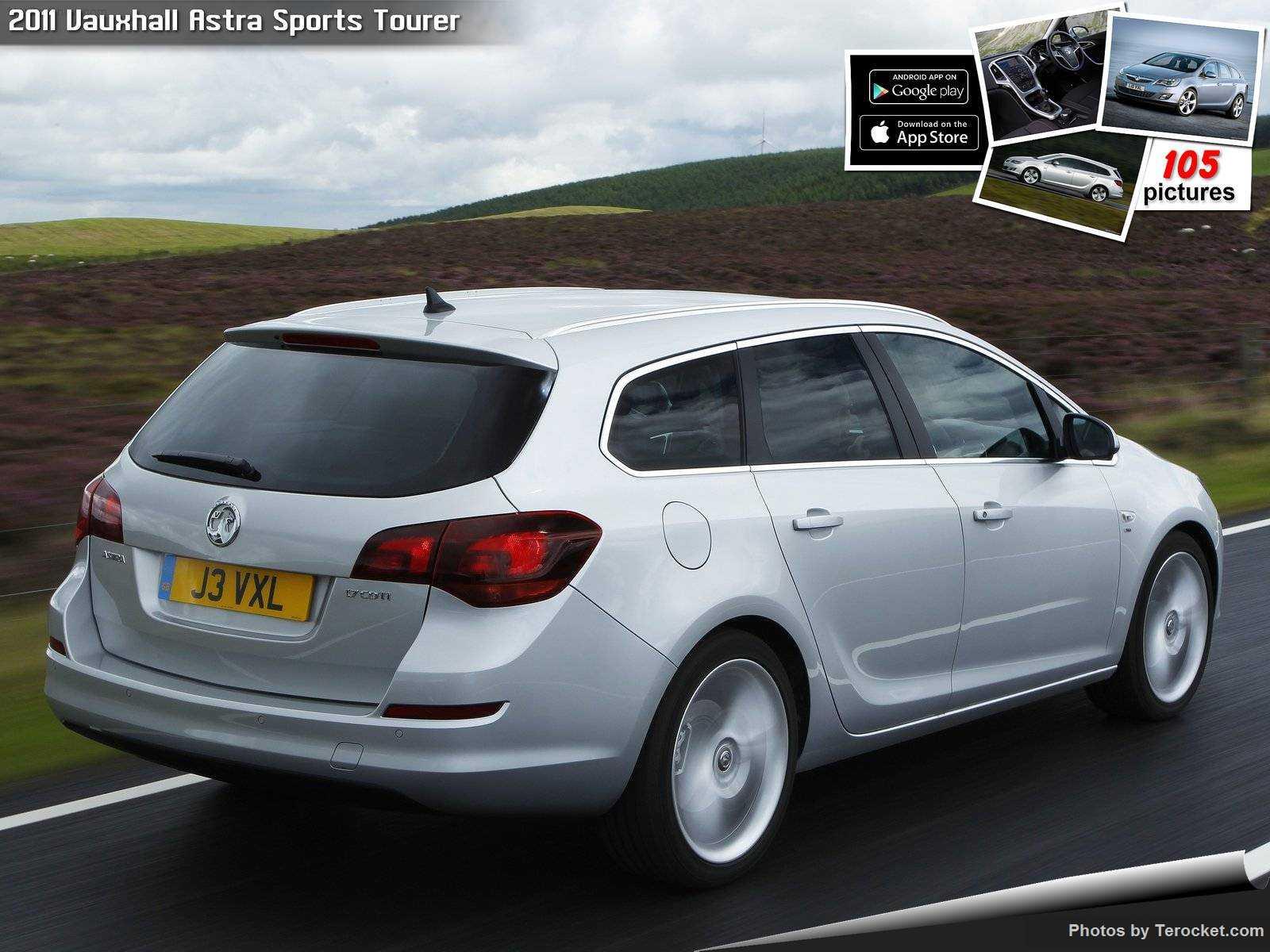 Hình ảnh xe ô tô Vauxhall Astra Sports Tourer 2011 & nội ngoại thất