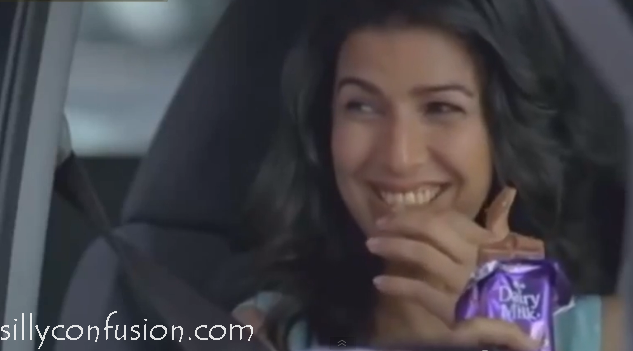 Title: cadbury dairy milk tvc valentine views: 7145 like: 19 dislike: 1 duration: 0:41 published: 2 years ago author