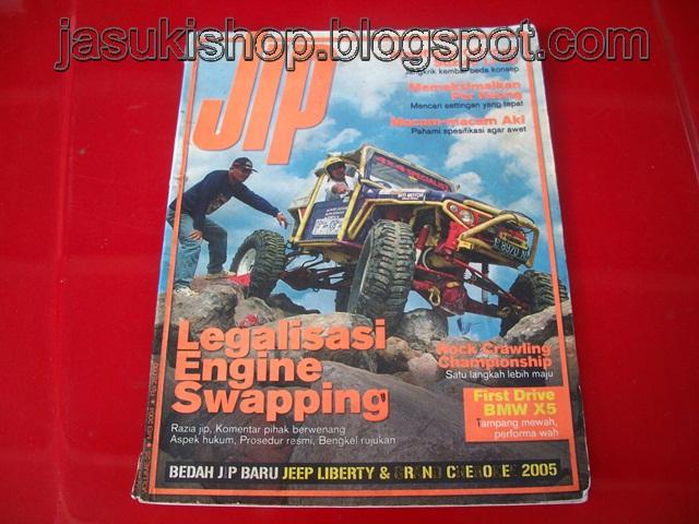 VOLUME 25 (Mei 2004) , berisi : title=