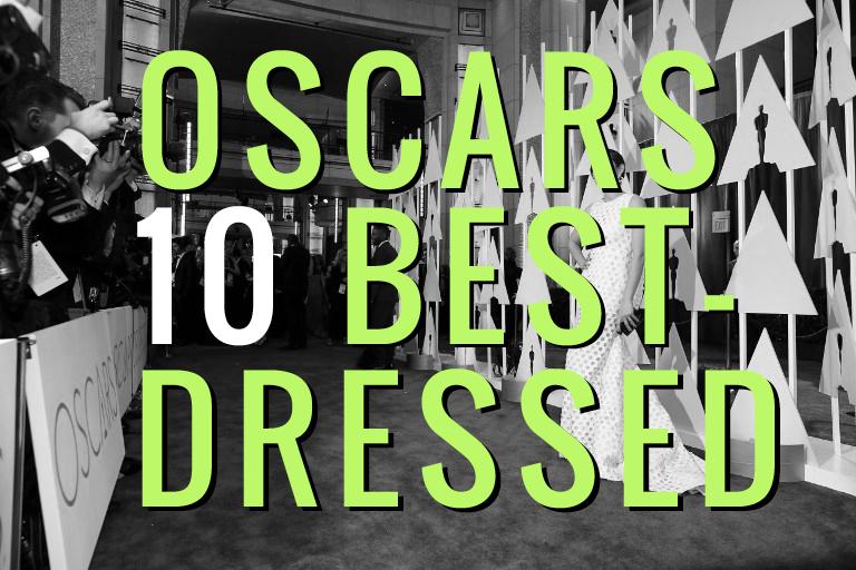 oscars 2015 best dressed fashion