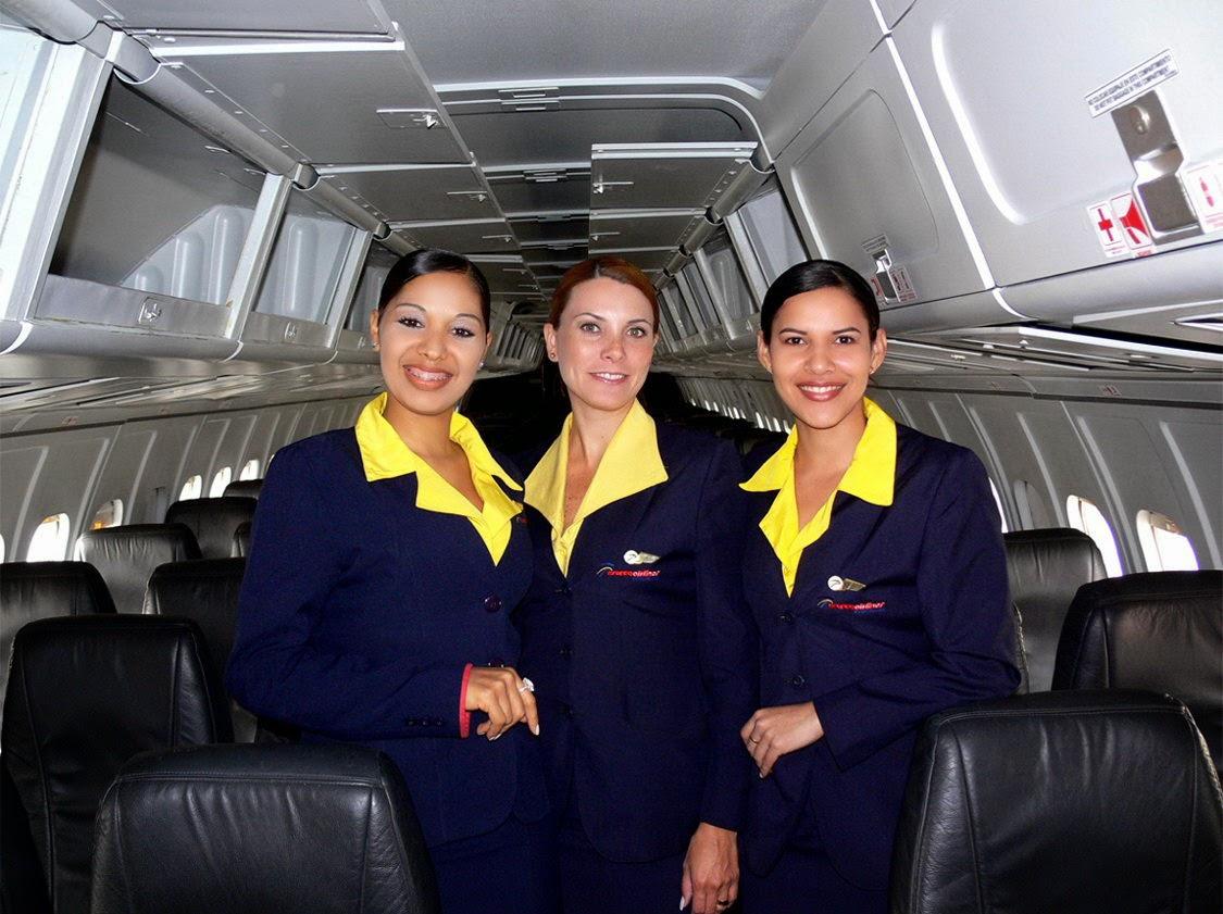 В униформе стюардессы фото