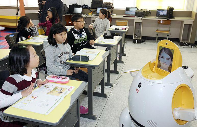 prostitutas corea del sur robots prostitutas