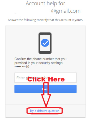 how to delete gmail account without password
