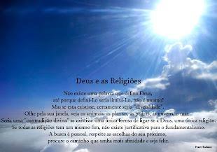 Deus e as Religiões