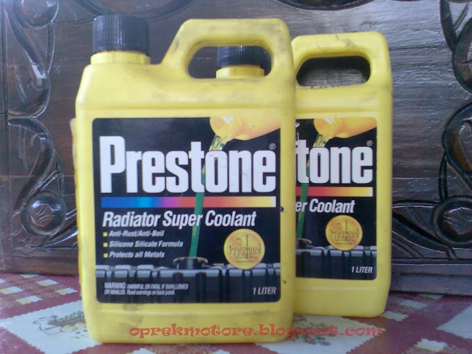 Air Radiator Prestone