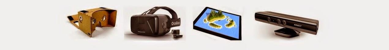 Virtual Reality & Motion Sensing Portal