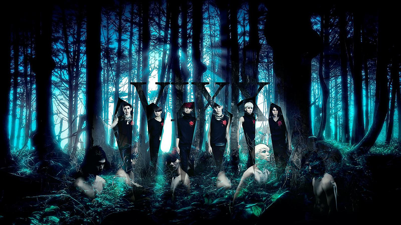 VIXX Hyde Amazing Desktop Wallpaper