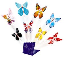 Mariposas Voladoras!