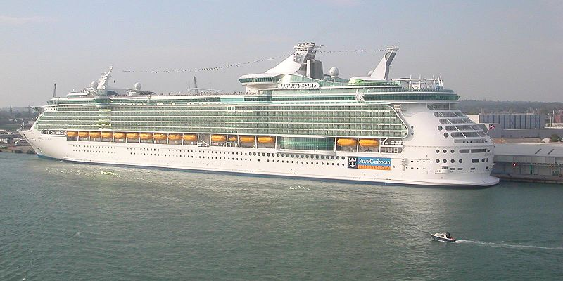 PROZINE Top Largest Cruise Ships In The World - Biggest cruise ships in history