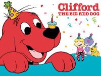 clifford big birthday app cover