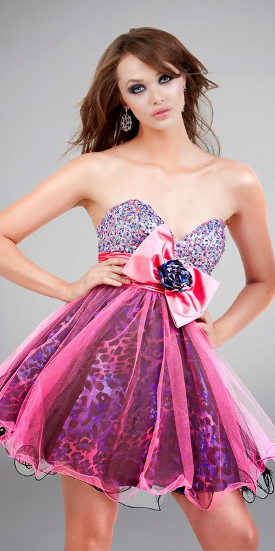 Picking the Perfect Short Prom Dress For Your Body Type « Prom Ideas
