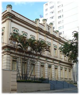 CÂMARA DE VEREADORES - PALÁCIO BARBOSA LIMA