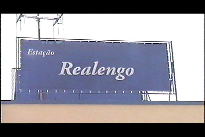 Estação Realengo na TV Brasil