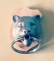 Morgan's Milieu | Father's Day Gift Ideas: Animal Key holder attached to its back
