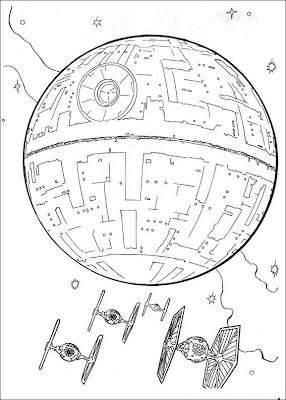 Ausmalbilder Star Wars AusmalbilderKostenlos