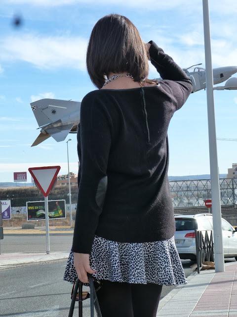Falda cebra 9