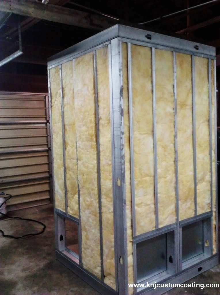 Powder Coating Oven ~ How to build a powder coating oven the