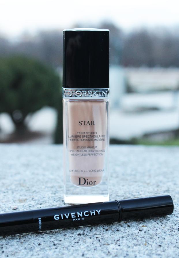 DiorSkin Star de Dior y corrector de Givenchy