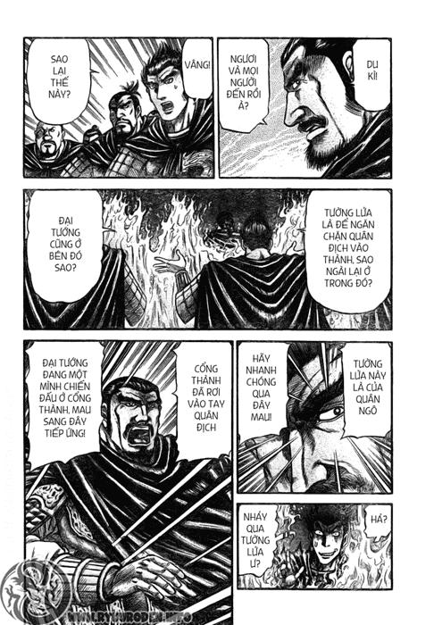 Chú Bé Rồng - Ryuuroden chap 191 - Trang 11