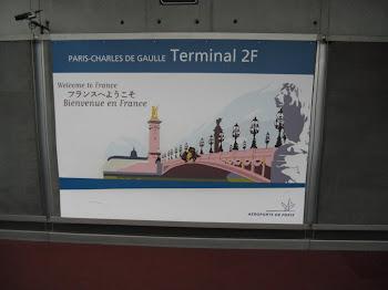 Bienvenue en France!! :)