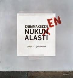"""Toinen runokokoelmani """"Enimmäkseen en nuku alasti"""" (Nordbooks, 2014):"""