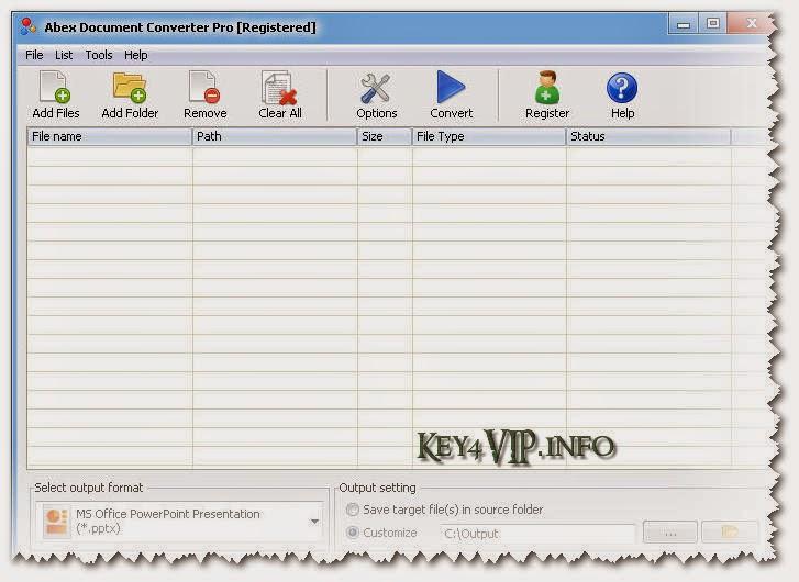 Abex Document Converter Pro 3.9.0 Full,Công cụ chuyển đổi qua lại ảnh và văn bản