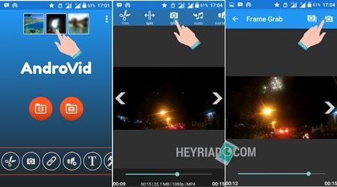 Cara Mengambil Gambar Dari Video Android