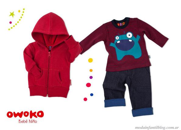 abrigos nenes owoko invierno 2013