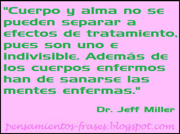 frases de Dr. Jeff Miller