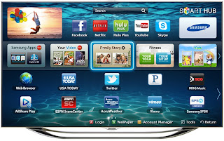 Samsung UN46ES8000 Slim LED HDTV for More Superior Watching Experience