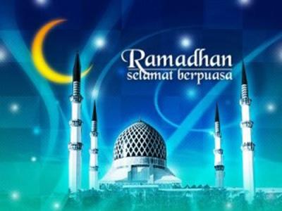 UMAT ISLAM MULA PUASA RABU INI