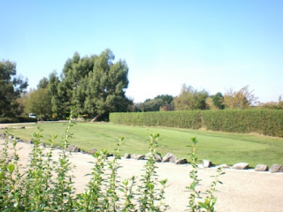 Golf Putting Green at Chichester Golf Centre, Hunston