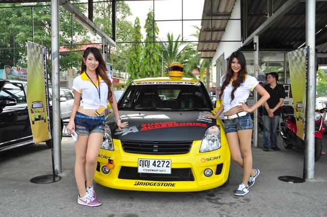 Suzuki Swift in Thailand