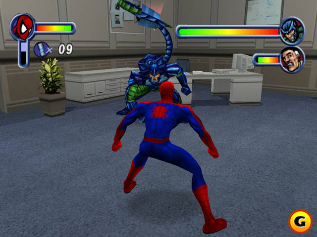 spiderman gamees