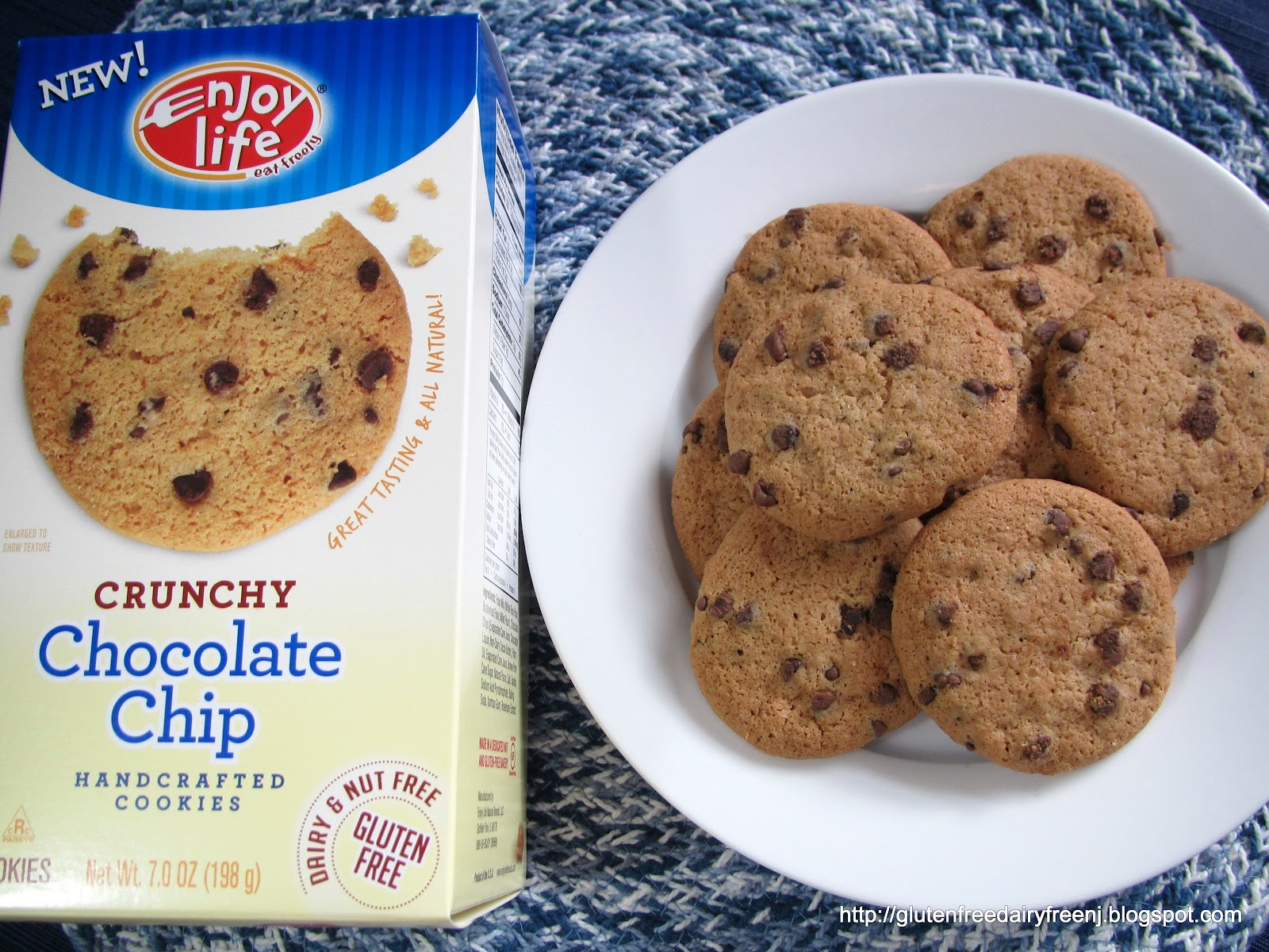Gluten Free Cookies List | Gluten Free / Dairy Free NJ