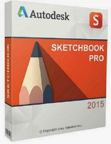 Autodesk-SketchBook-Pro-2015-SP4 -Multilingual