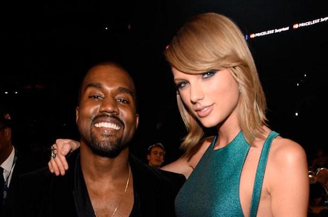 MTV quiere que Taylor Swift le entregue el Video Vanguard Award a Kanye West