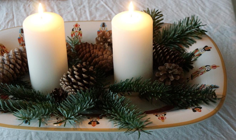 Meine quilts und ich weihnachtsteller vom flohmarkt for Schrank quillt auf