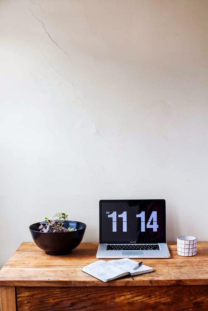 DIY Desktop Water Garden