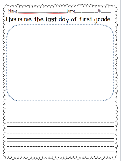Printables Back To School Worksheets For First Grade first day of school printables for teachers 6th grade 1000 ideas about first
