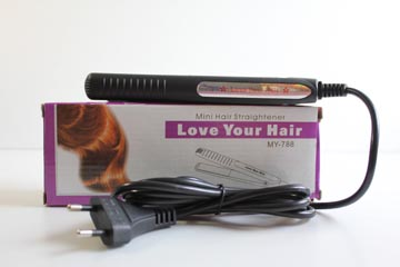 Babyliss Mini Hair Straighener Love Your Hair