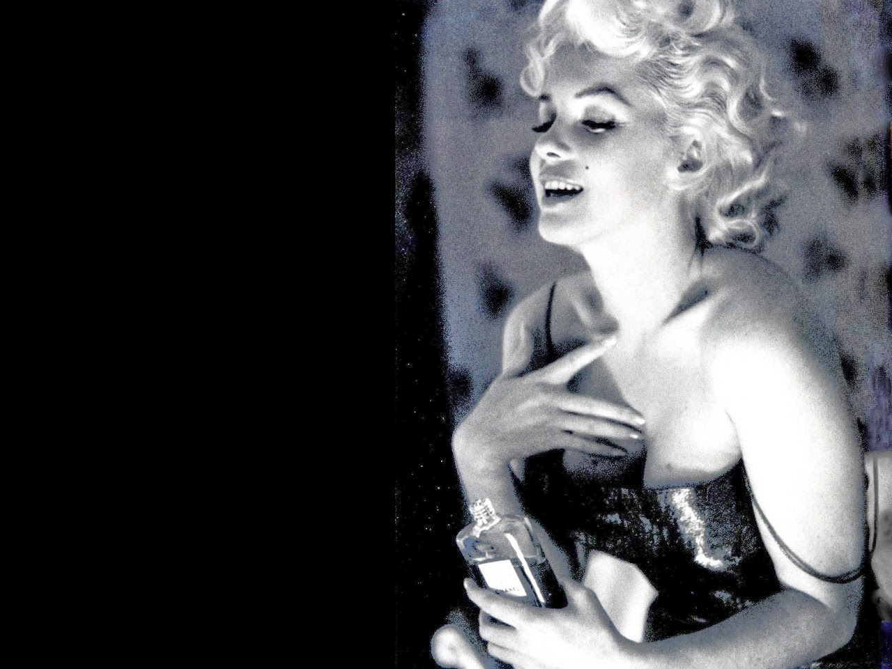 Souvent UrbanOG.com Blog: Marilyn Monroe - the New Face of Chanel No. 5 GT07