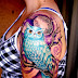 Female Half Arm Sleeve Tattoos
