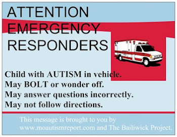 Emergency Awareness Car Magnets