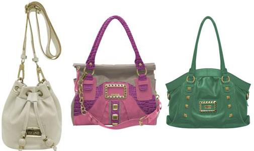 Bolsa Dourada Via Uno : Provador fashion moda bolsas femininas via uno traz