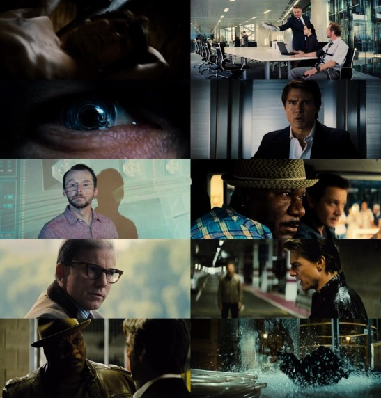 Mission Impossible Rogue Nation (2015) -1