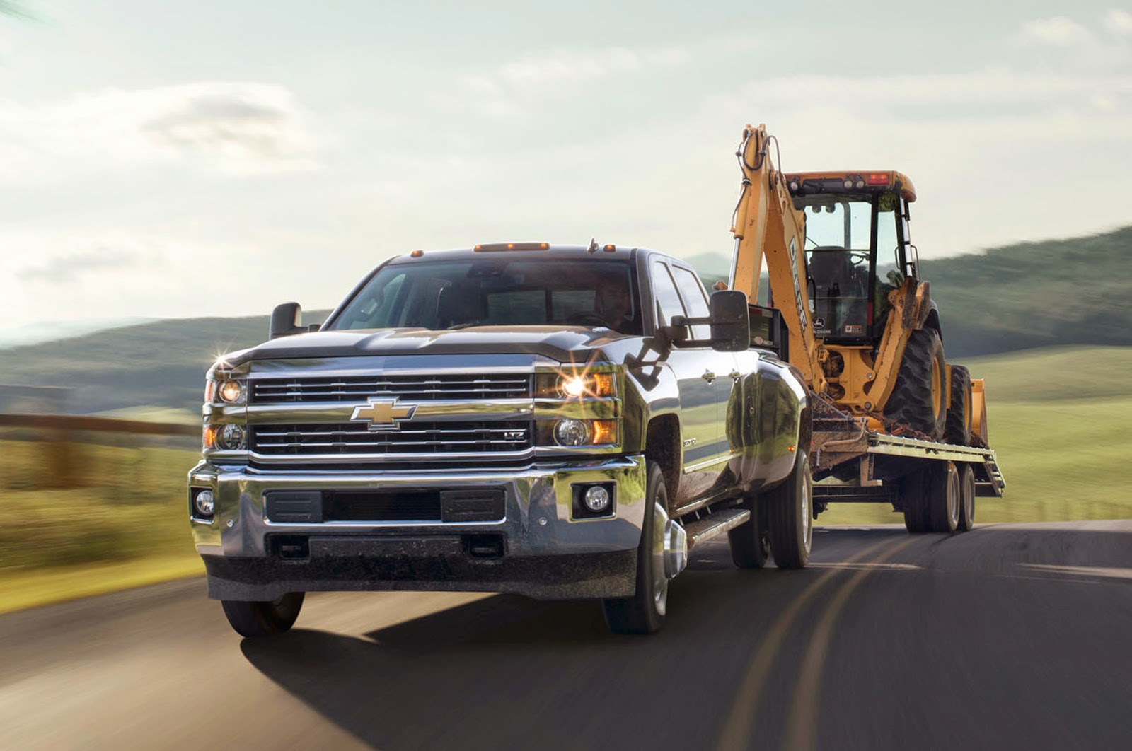 2015 Chevy Silverado Gets 8-Speed Transmission