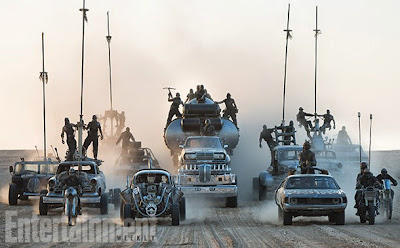 First Look at Mad Max Fury Road