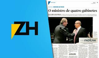 Eliseu Padilha - O Ministro de Quatro Gabinetes - Zero Hora